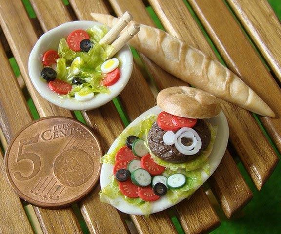 Miniatur Essen
