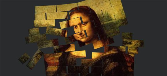 Zerstöre die Mona Lisa und mehr