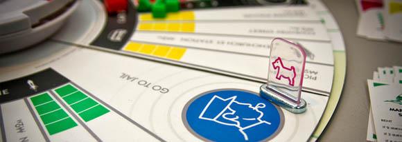 Revolution: Monopoly ist jetzt rund!