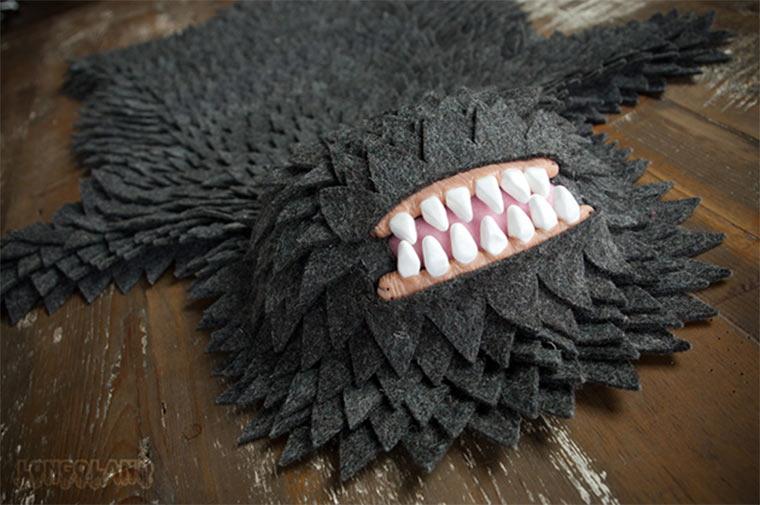 Der Monster-Teppich