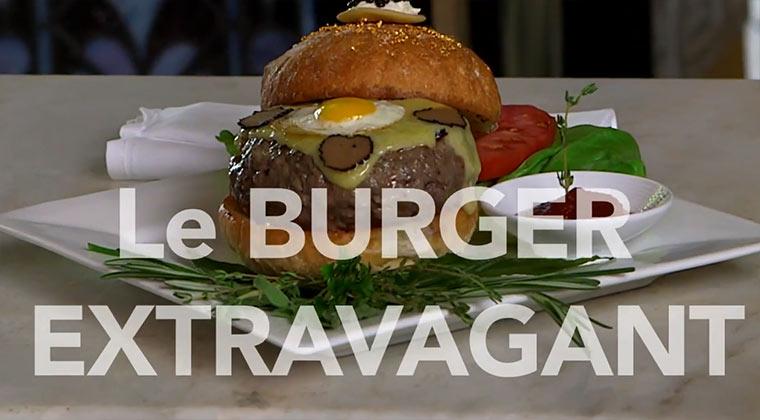 Der teuerste Burger der Welt