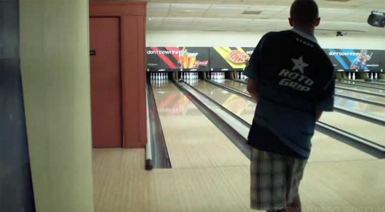 Bowling-Rekord: die meisten Strikes in einer Minute