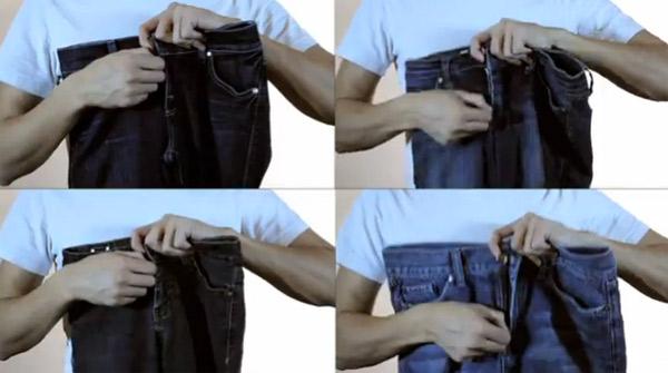 Musik aus 1.000 Jeans