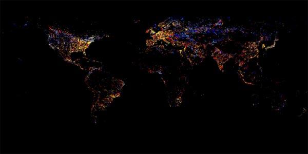 Nachtlichter dieser Welt