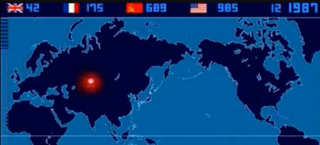 An overview of nuclear testing in the world