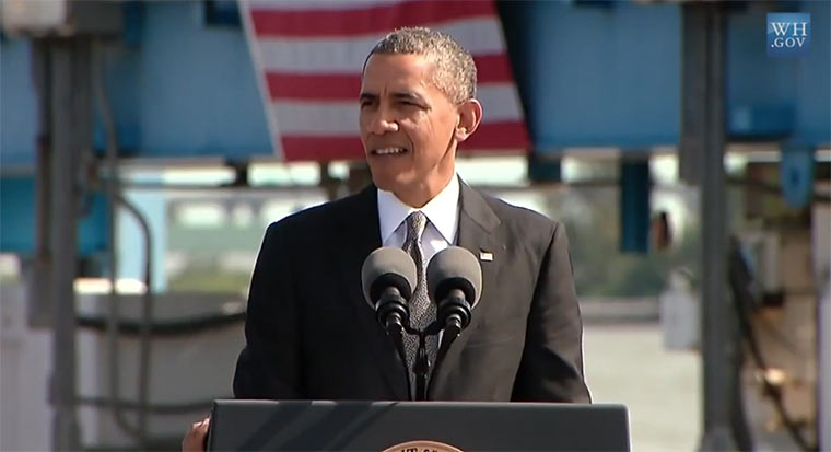 Barack Obama singt 'Fancy'