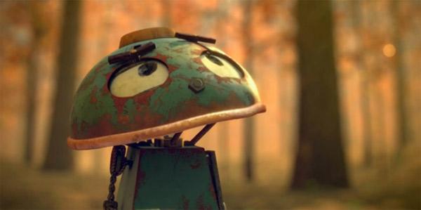 Animated Short: Die Heimatsuche eines Roboters