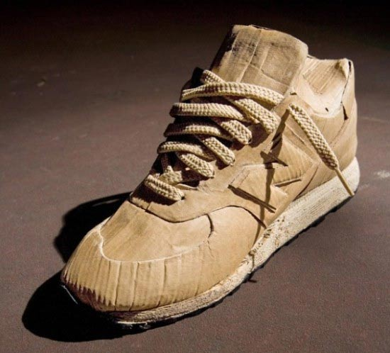 """""""Out of the Box"""" Sneakers"""