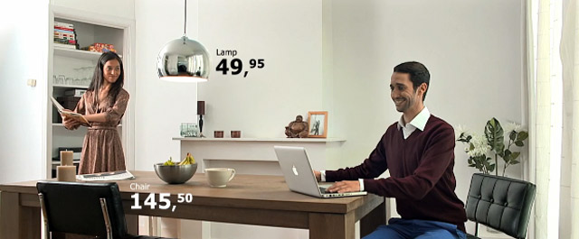 Short: Ehekrise im IKEA-Katalog