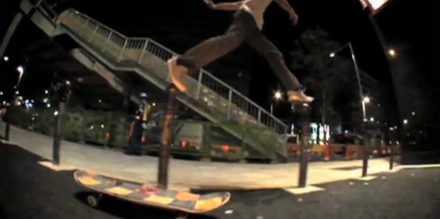 Skateboard & Parcour: Gou Miyagi