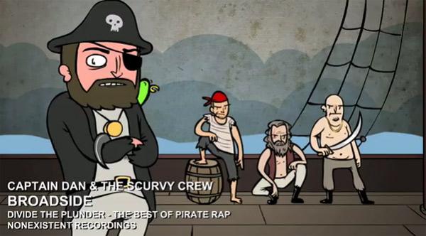 ARRRR! Der Piratenrap