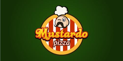 Logo-Design: Pizza-Logos