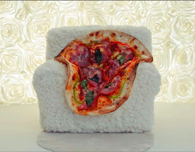 Lecker: Der Pizza Pinup-Kalender 2012