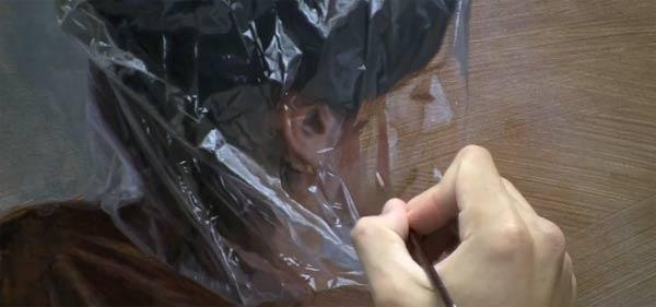 Speed Painting: Plastik