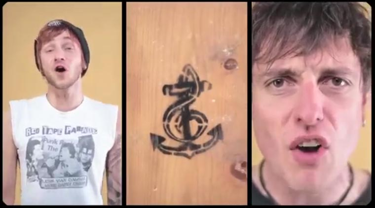 Itchy Poopzkid ft. Guido (Donots) – The Pirate Song