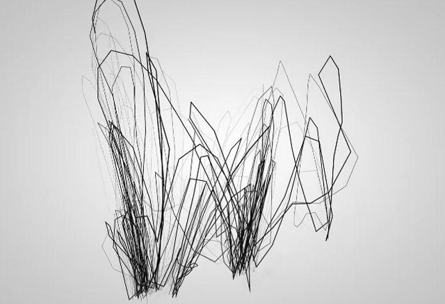 3D-Visualisierung eines Drum-Solos