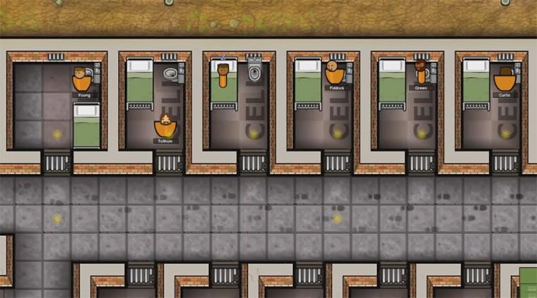 Game-Geheimtipp: Prison Architekt