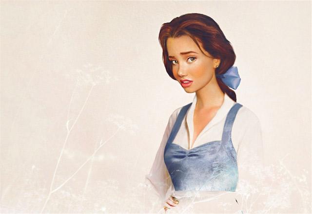 Real Life Disney Princesses