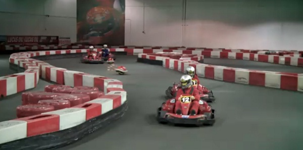 Real Life Mario Kart by FreddieW