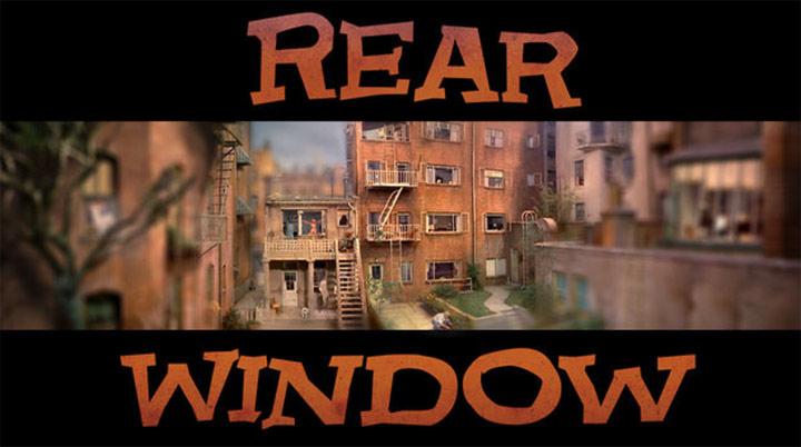 Awesome Edit: Fenster zum Hof in 1 Shot