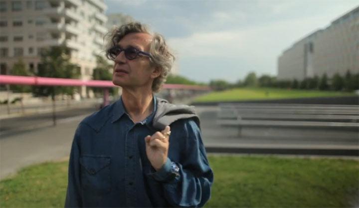 Wim Wenders recreates Berlin
