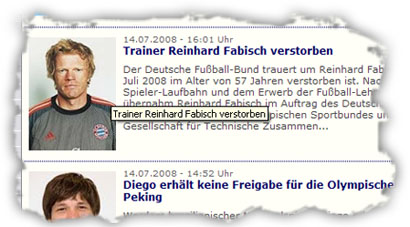 Reinhard Fabisch – R.I.P.