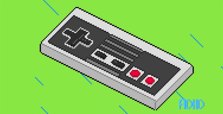 Eine 8-Bit-Ode an die 90er
