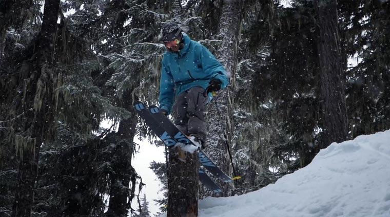 Wintersport-Eyecandy: Restless