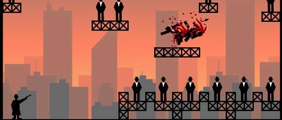 Game: Querschlägerschütze