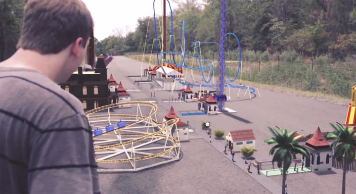 Real Life Roller Coaster Tycoon