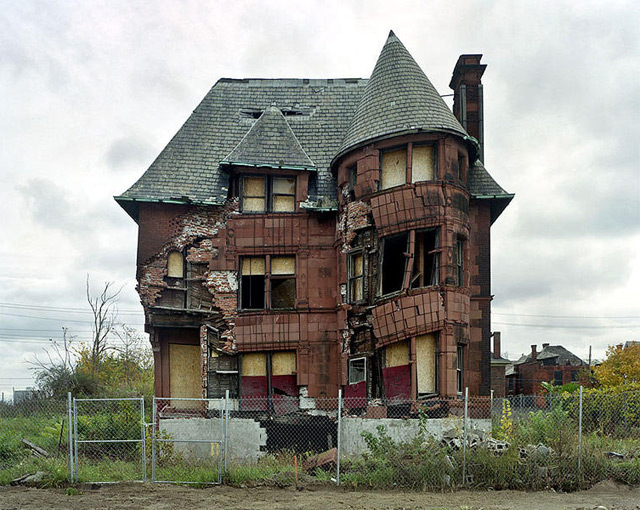 Fotografie: The Ruins of Detroit