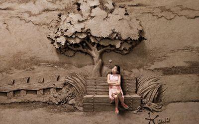 sandskulpturentimelapse