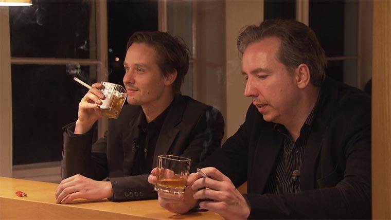 Durch die Nacht mit Tom Schilling und Olli Schulz