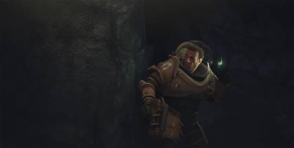 Sci-Fi-CGI-Short: Eleven