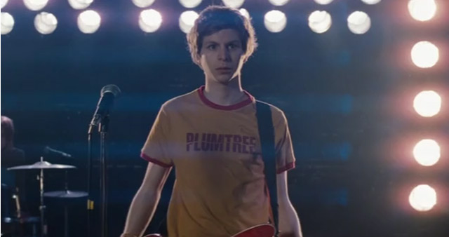 Scott Pilgrim – Music/Movie-Mashup
