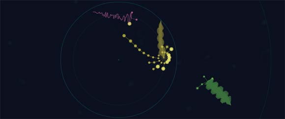 Bakterienmusik: Seaquence