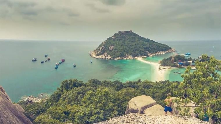 Travel-Timelapse: Seeing Asia