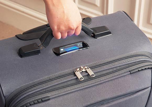 Der selbstwiegende Koffer