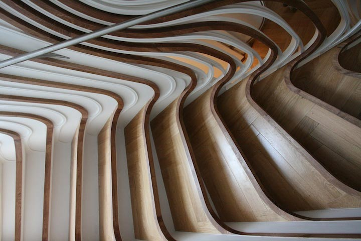Treppenporn: Sensualscaping Stairs