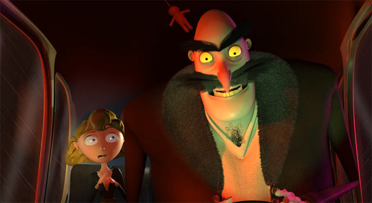 Animated Short: Serial Taxi