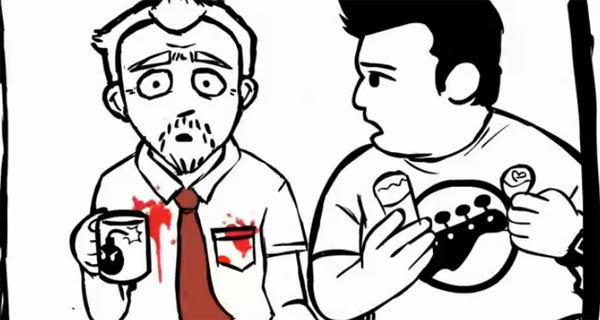 Shaun of the Dead in 60 Sekunden
