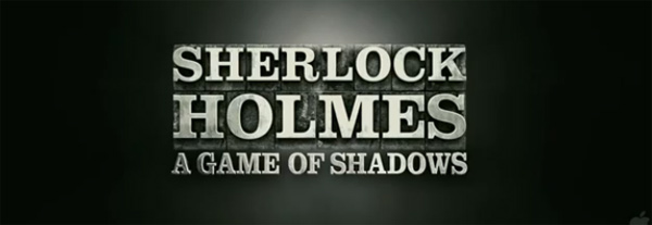 Trailer: Sherlock Holmes: A Game Of Shadows