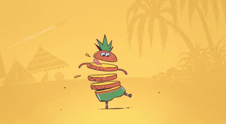 kurze animierter Kurzfilme von Mehdi Alibeygi