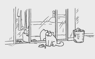 simons-cat-mirrormirror