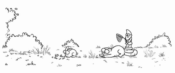 Simon's Cat – Hop It
