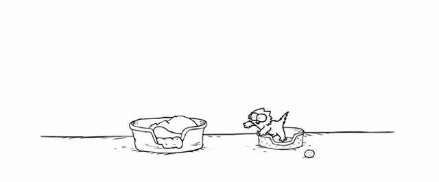 Simon's Cat – Catnap