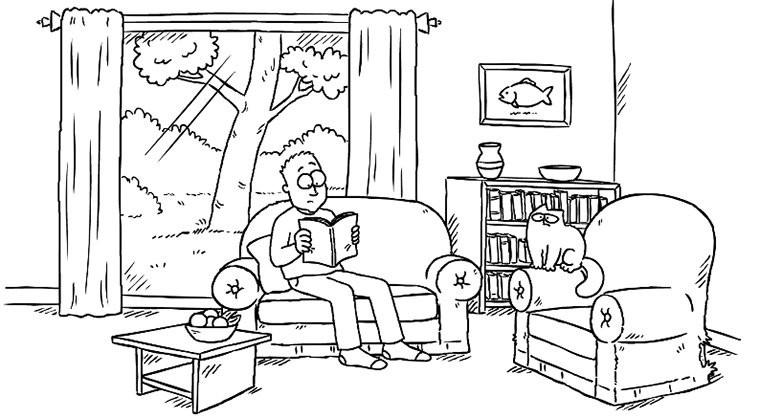 Simon's Cat – Crazy Time