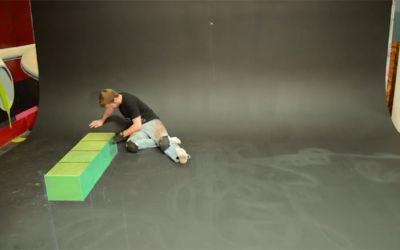 snake_3D_chalk