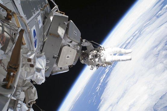 Weltraumbilder des Tages