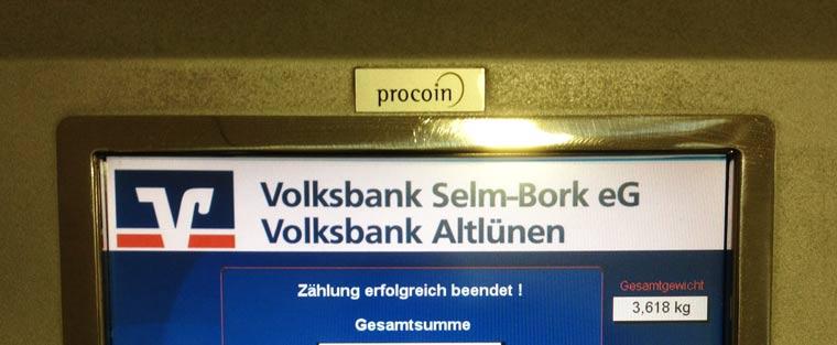 Spardosenraten 2012: die Auflösung